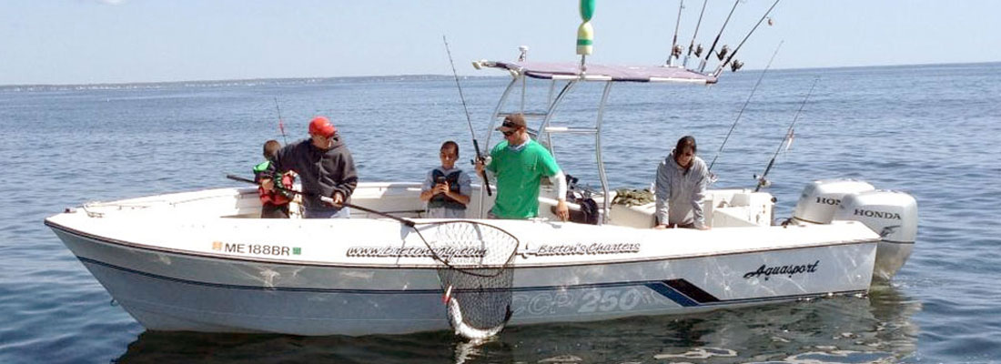 slide-family-fishing-trip-wells-maine
